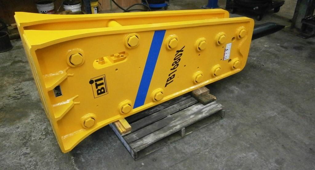 BTI TB1680X Hydraulic Breaker Hammer