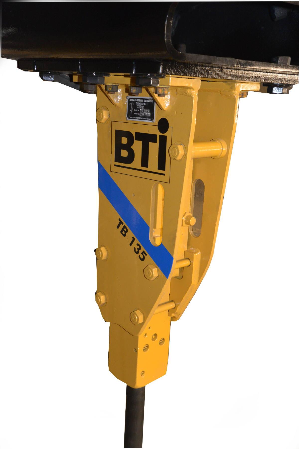 BTI Breakers - Attachment Service Centers