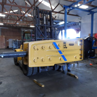 BTI TB2580X hydraulic breaker for sale