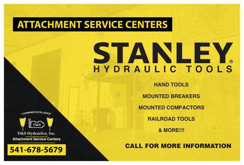 Authorized Sales and Service Center For Stanley Hydraulic Tools